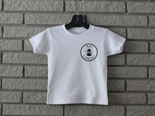 Toddler Puck Support T-Shirt