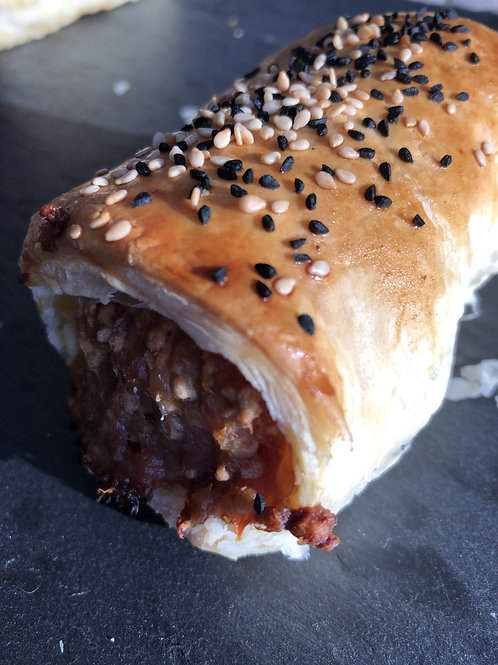 NEW Large Sausage Roll - Plain Pork