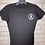 Thumbnail: Ladies Puck Support T Shirt - Small Logo with Its Okay On The Back