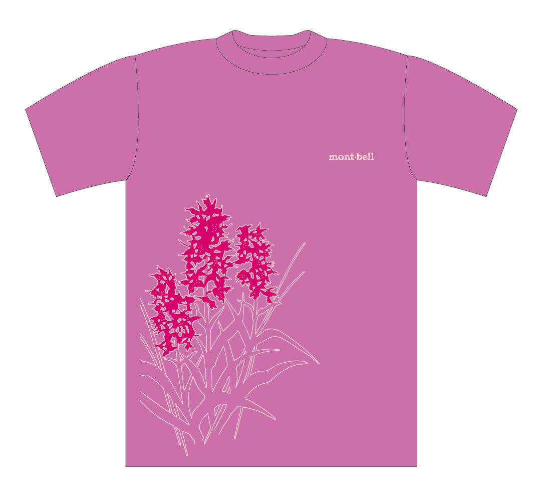 「mont-bell」女性用Tシャツ 1