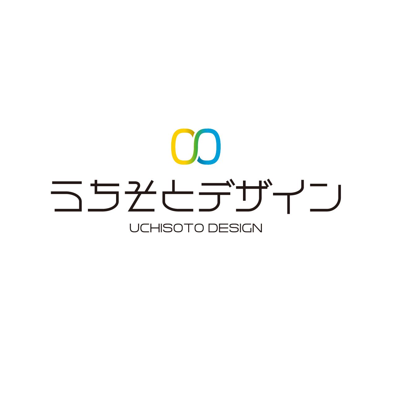 LOGO「うちそとデザイン」