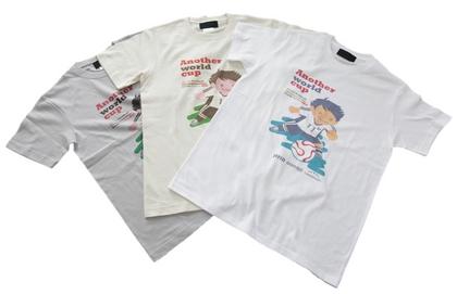 ハンディキャップサッカー応援Tシャツ