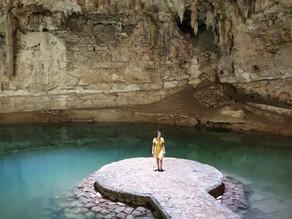 Cenote Suytun, een trip naar de Mexicaanse 'onderwereld'.