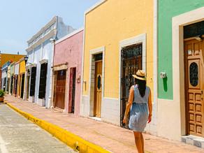 Campeche, de koloniale piratenstad in Zuid-Mexico.