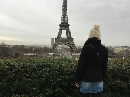 Parijs, de stad van de liefde, zeker een bezoekje waard in de winter!