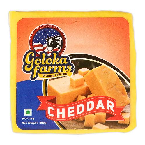Cheddar Cheese - Mild (orange) 200g