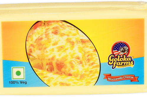 Mozzarella Block 1kg Bulk Pack