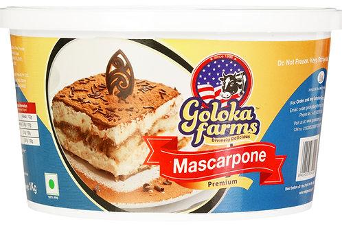 Mascarpone Premium 1 kg Bulk Pack