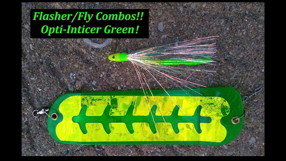 Opti-Inticer Flasher/Fly Combos!