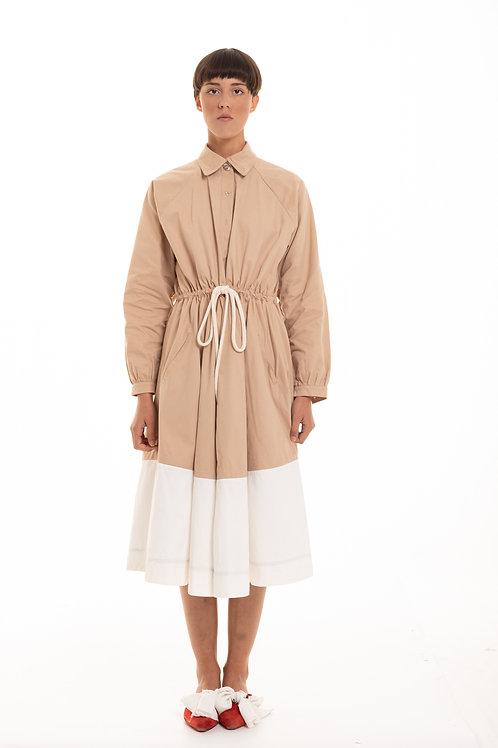 contemporary antiques parka dress