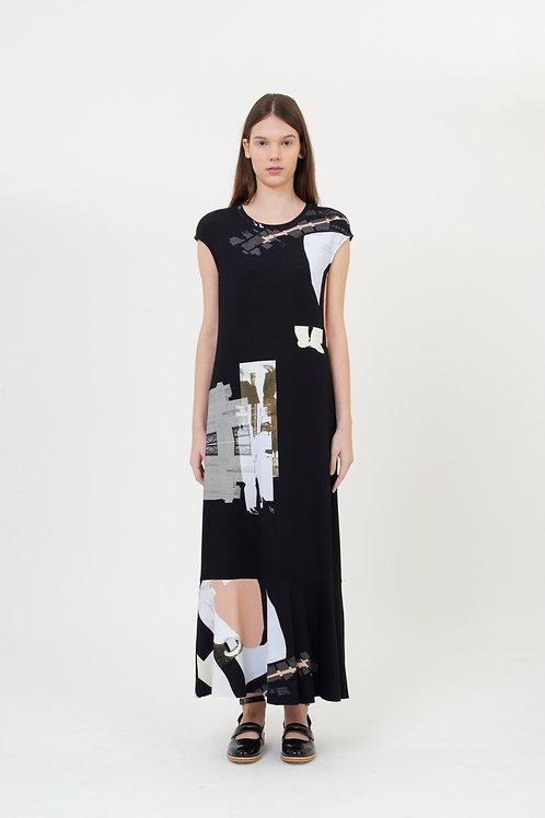 DRESS BONDINHO BLACK