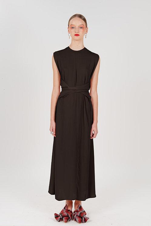 Vestido Art Deco Preto