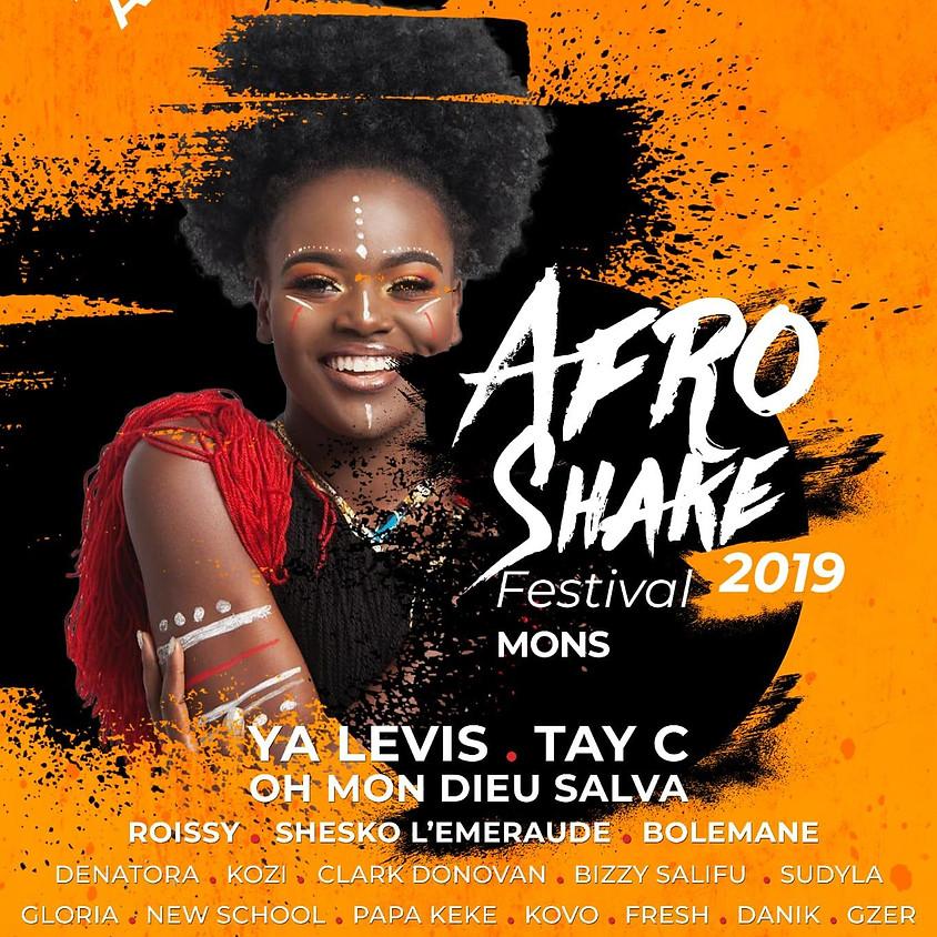 AfroShake Festival 2019