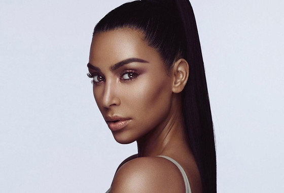 Kim Kardashian accused of wearing blackface in new KKW beauty ad