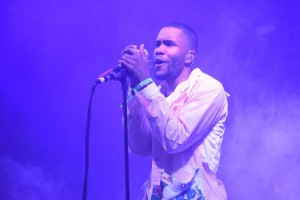 Frank Ocean Performs for the First Time Since 2014 at NorthSide Festival [VIDEO]