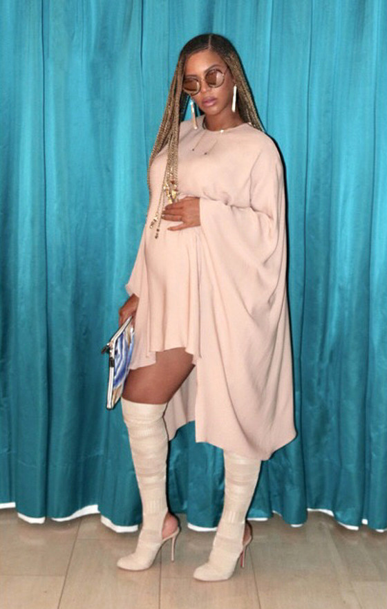 'Crazy in Love' — Times Two! Beyoncé and Jay Z 'Thrilled' to Welcome Twins: Source