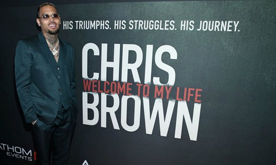 Chris Brown's Documentary 'Welcome To My Life' Premieres, Drops Title Song