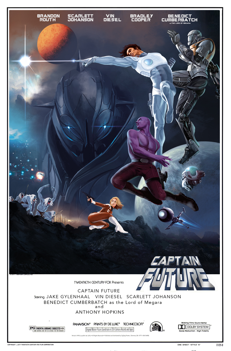 CF Poster