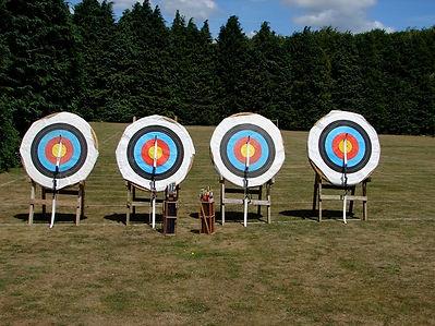 Archery club near Dorchester