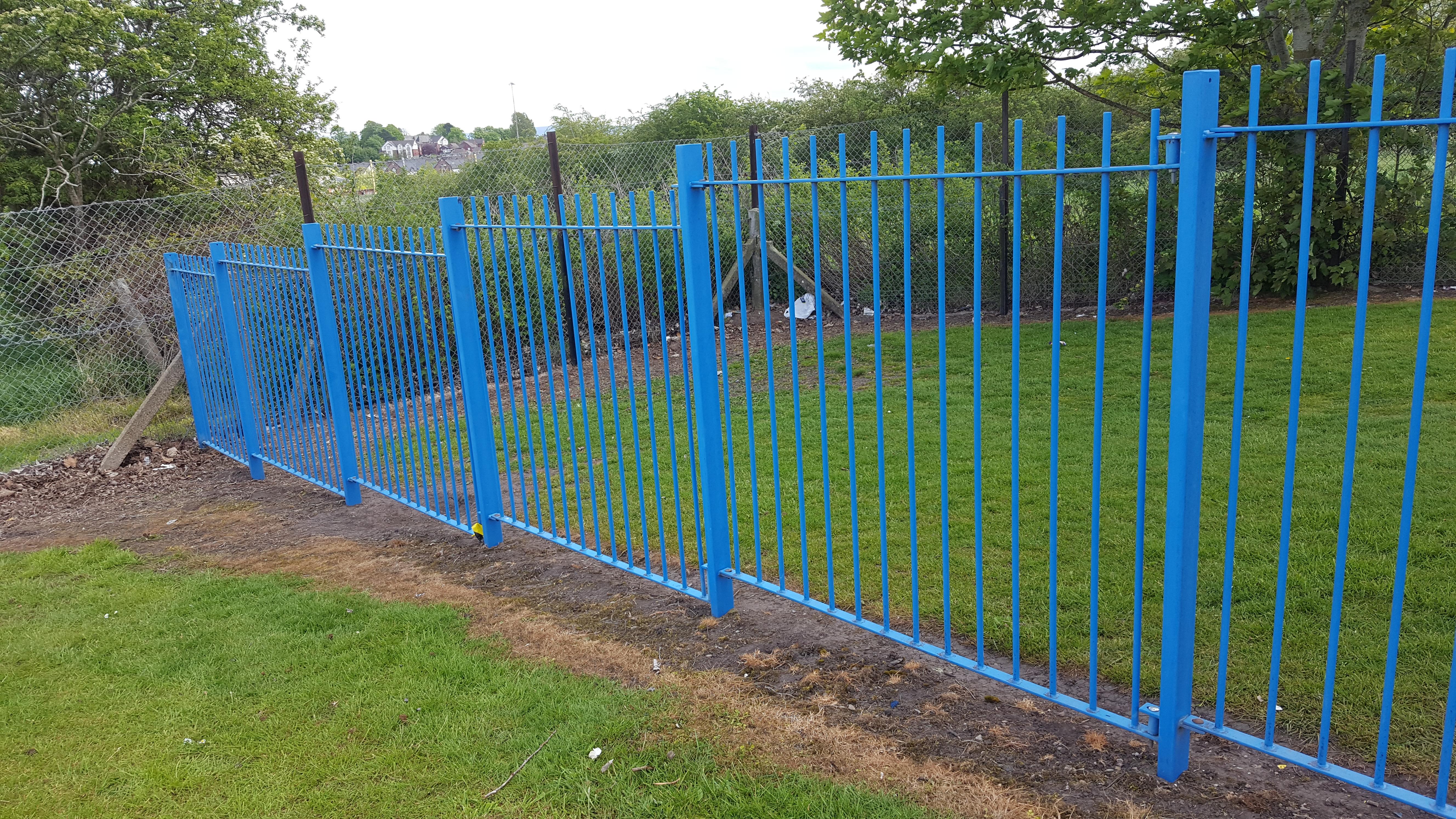 Fence and Gate Work   Carlisle   MFL Engineering