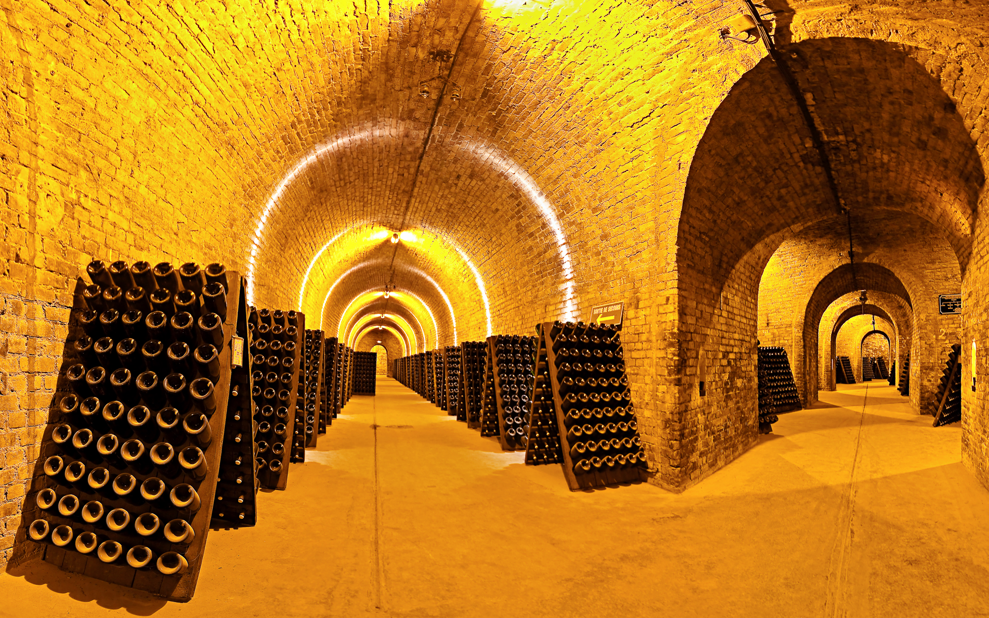 Caves champagne KRUG