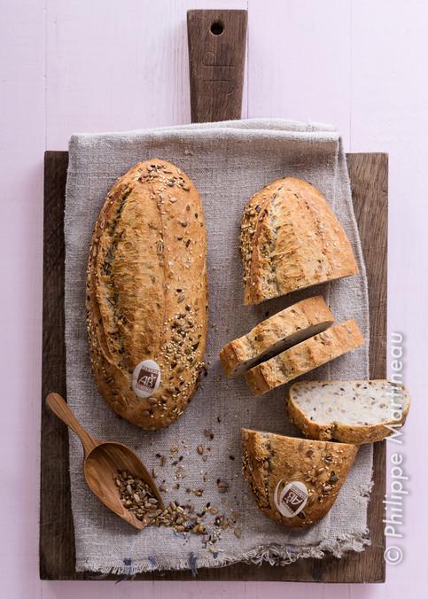 pain céréales