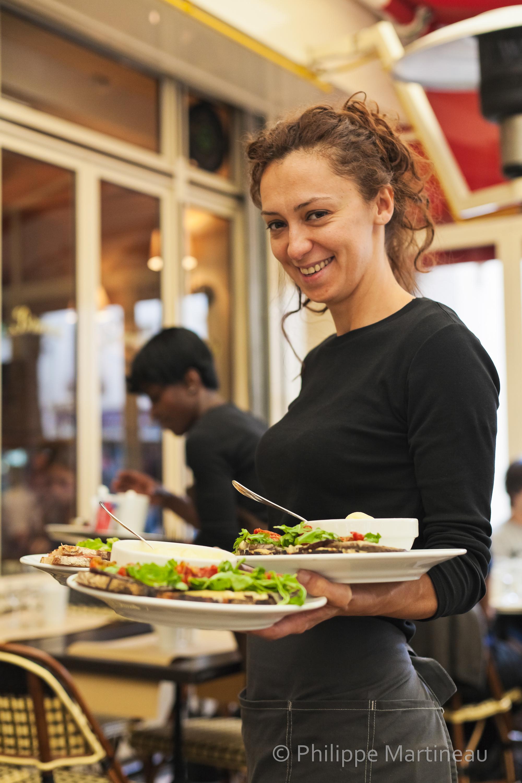 Brasserie Flottes - service 7