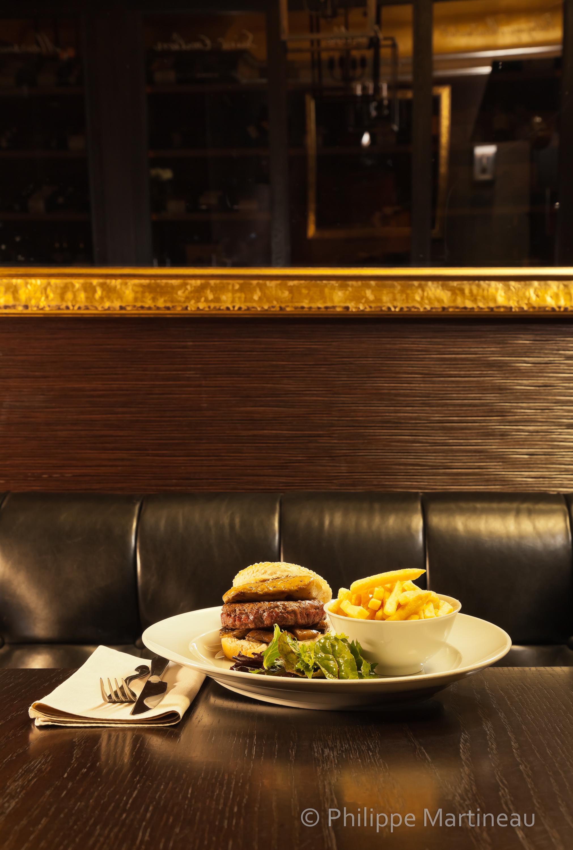 Brasserie Flottes - le burger