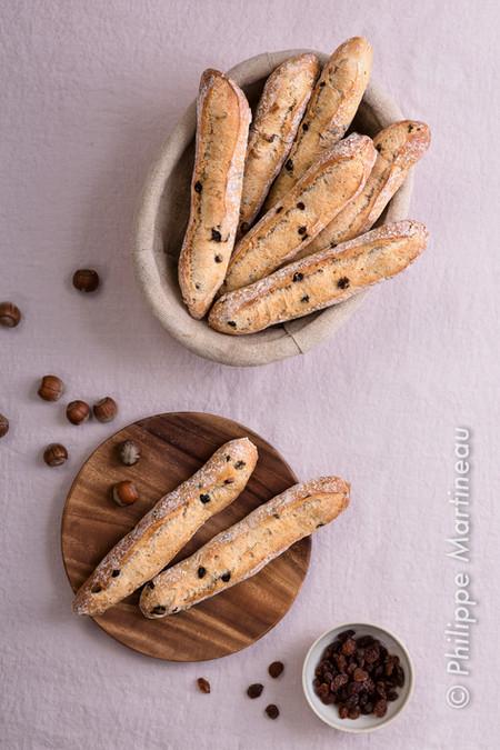 petits pains raisin
