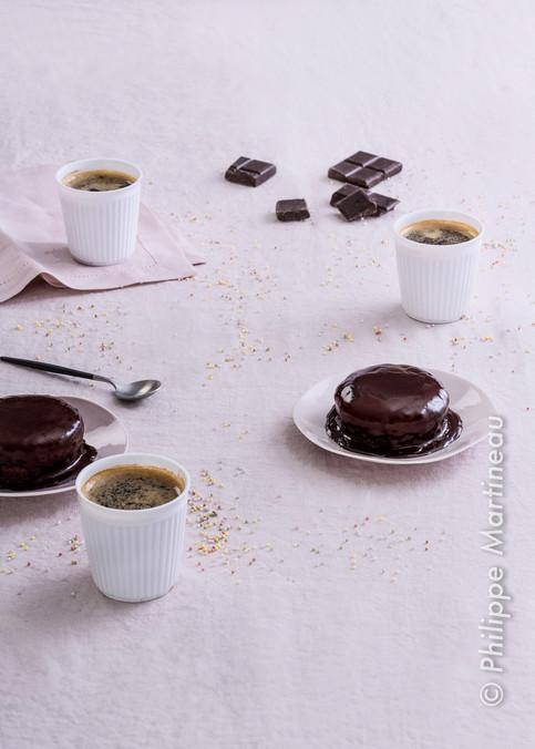 surprise chocolat