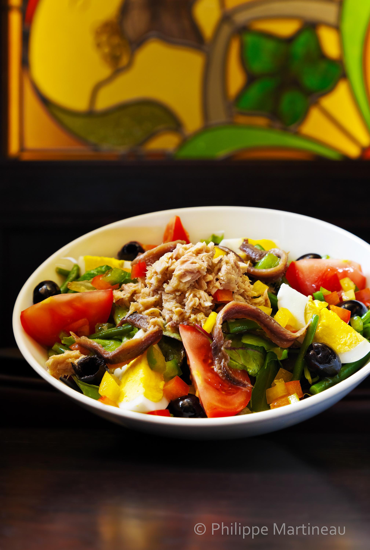 Brasserie Flottes - salade nicoise