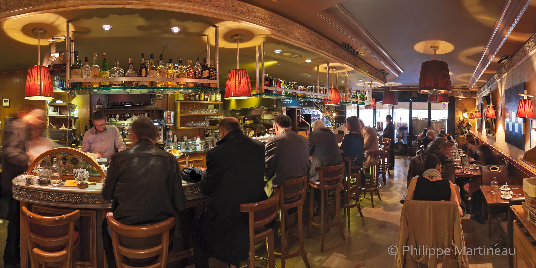 Brasserie Flottes - service 2
