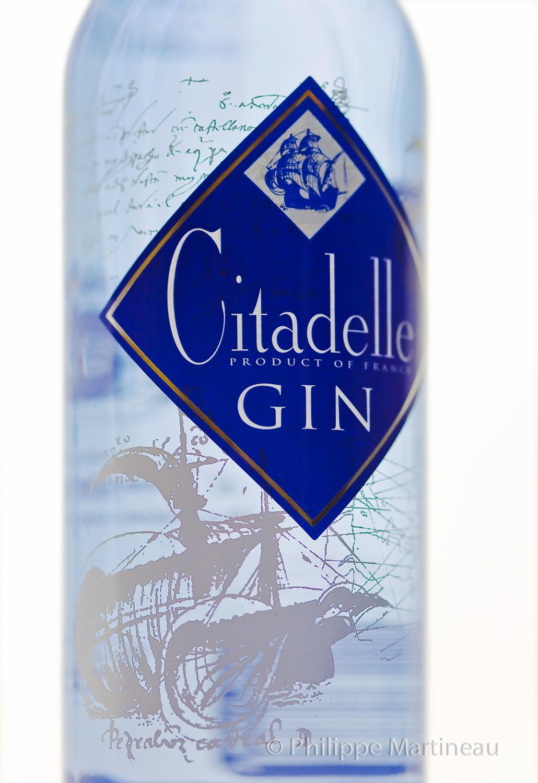 Gin, Citadelle