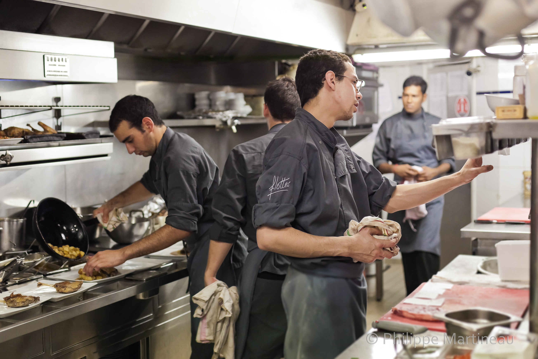 Brasserie Flottes - cuisines 1
