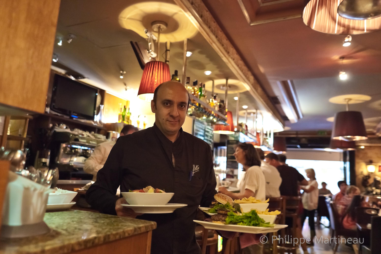 Brasserie Flottes - service 3