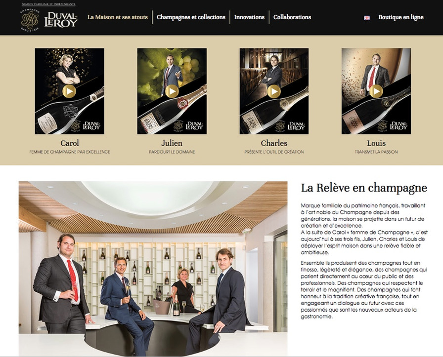 CHAMPAGNE duval leroy2