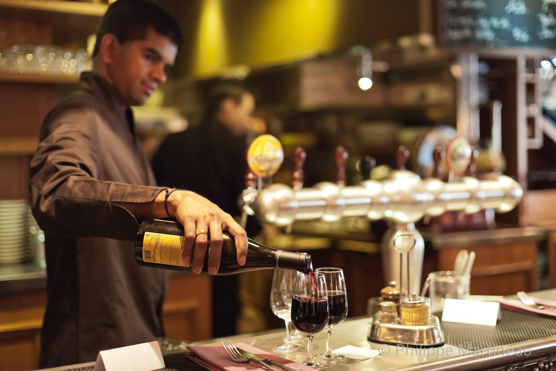 Brasserie Flottes - service 1