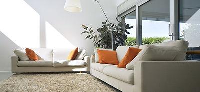 Interior Moderne Ziegelstein-Haus