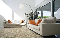 loungeroom cream lounge