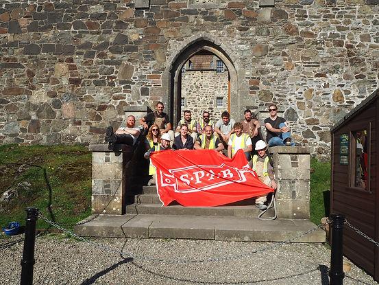 Visiting Duart Castle, Isle of Mull.jpg