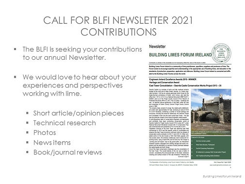 JB - BLFI Newsletter Call Out - Powerpoi