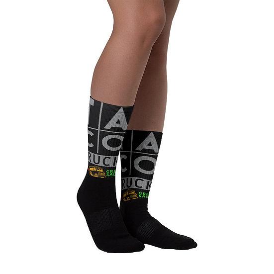 Taco Truck Socks