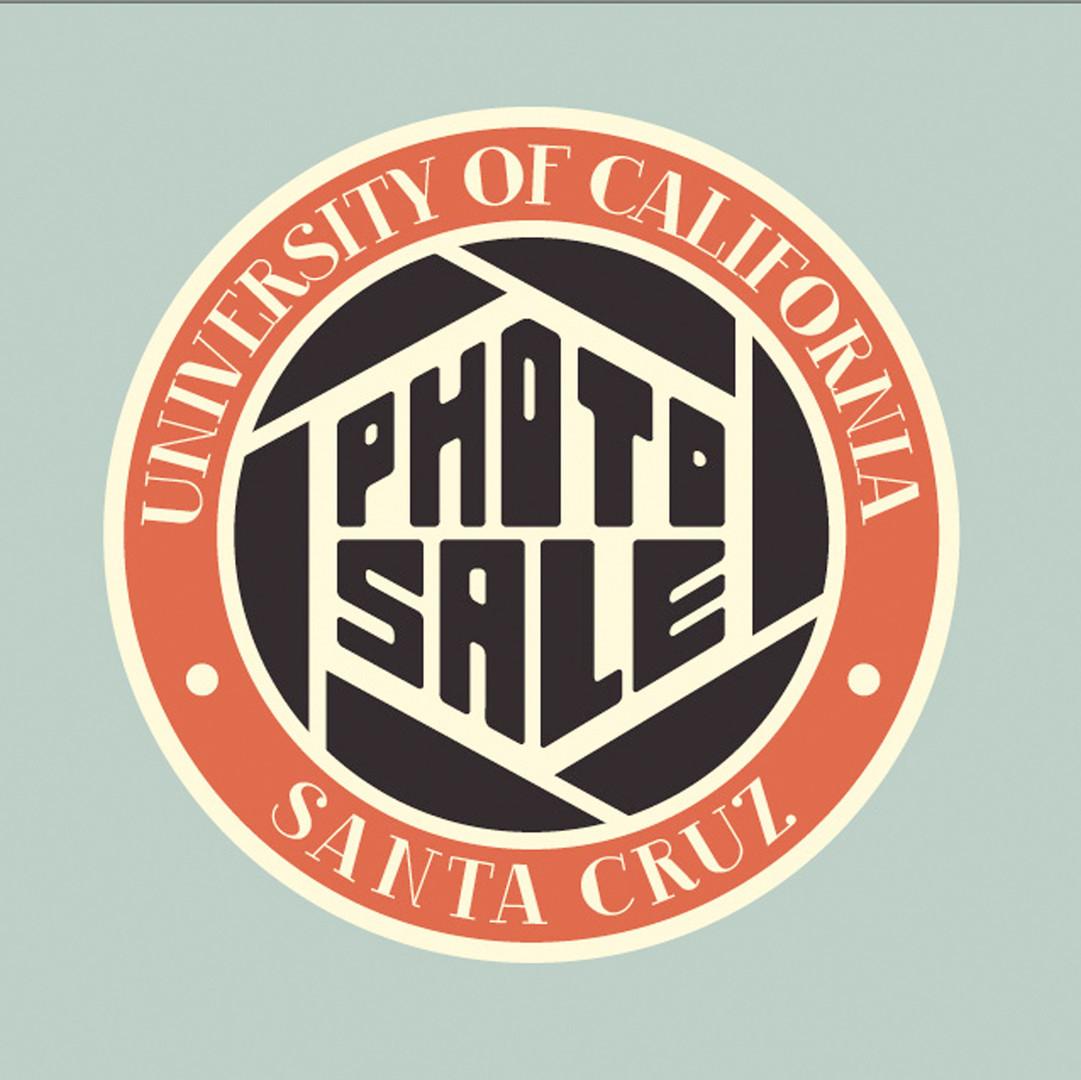 Logo for Univesity of California Santa Cruz's Annual Photo Sale