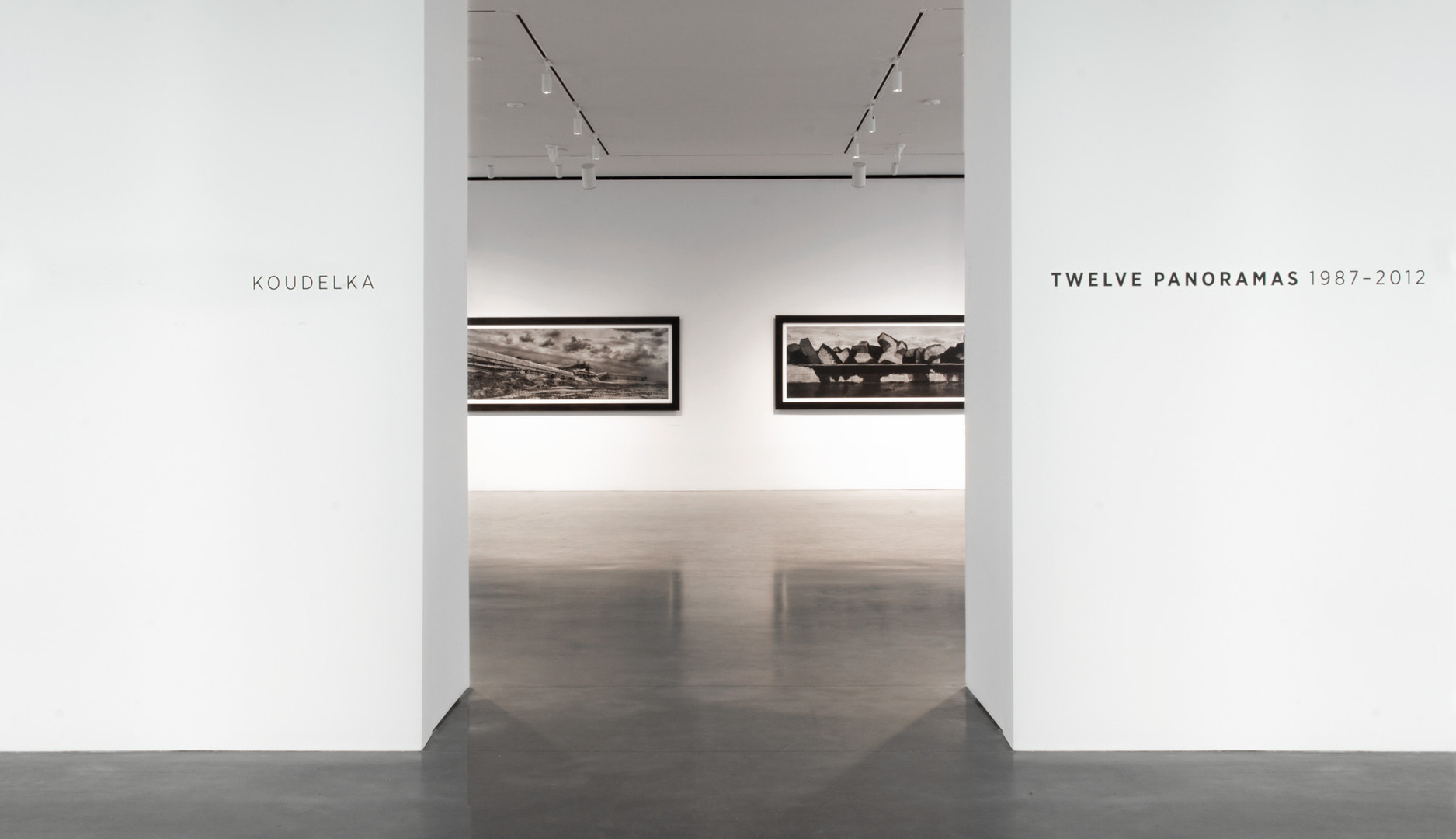 Josef Koudelka: Twelve Panoramas 1987-2012