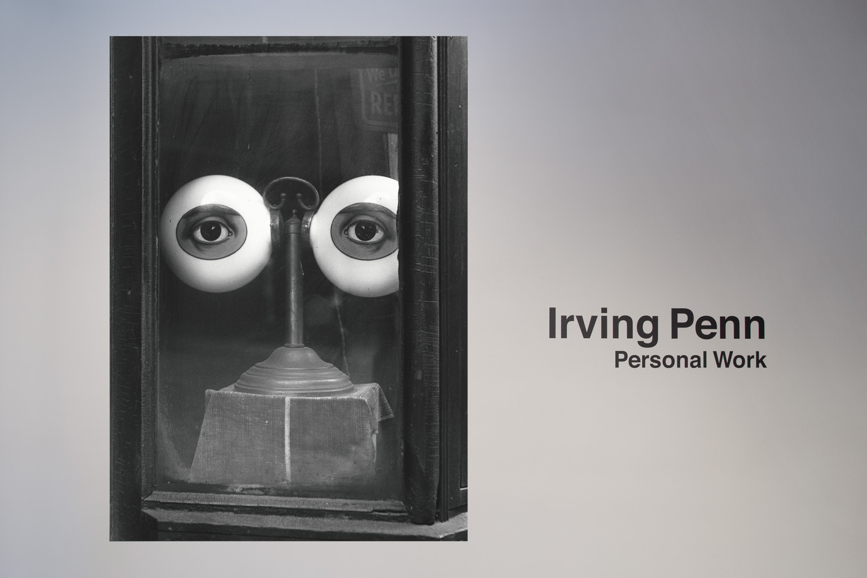 Irving Penn: Personal Work