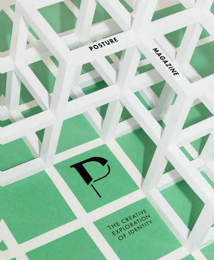 First Print Issue for Posture Media
