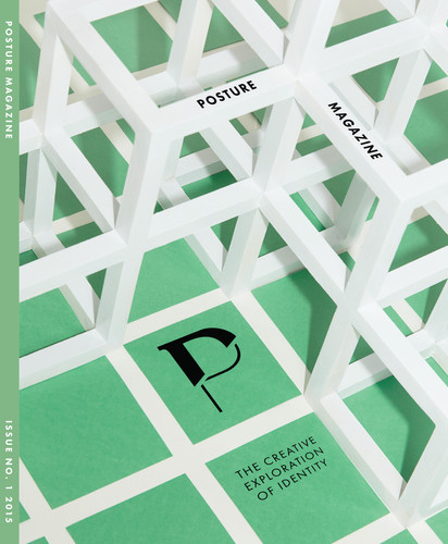 Posture Magazine Issue No. 1: Cover