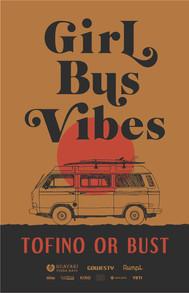 Illustration for Girl Bus Vibes
