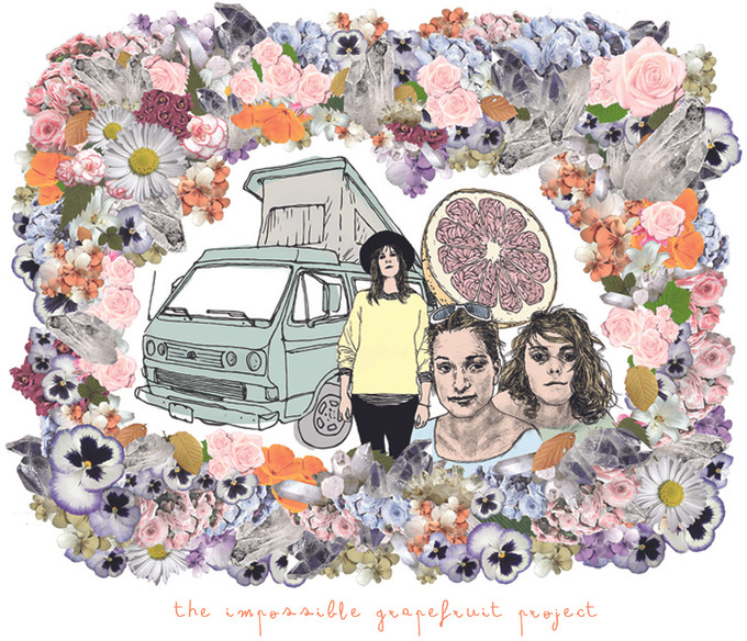 Illustration for The Impossible Grapefruit Project