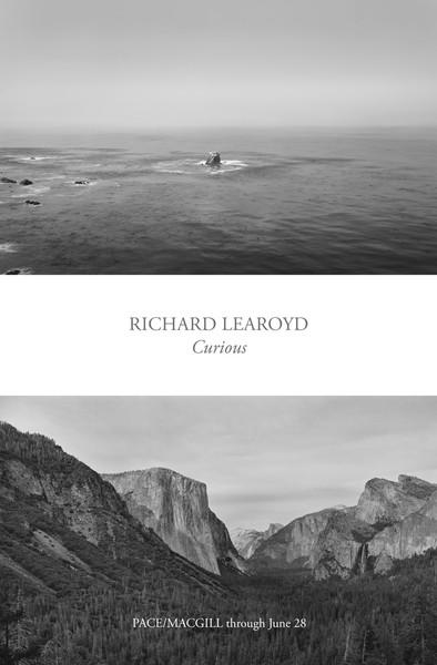 Ad for Richard Learoyd: Curious